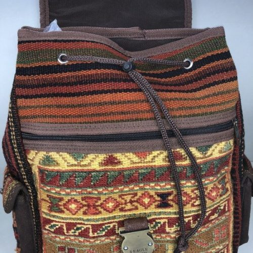 Sumak Carpet Bag