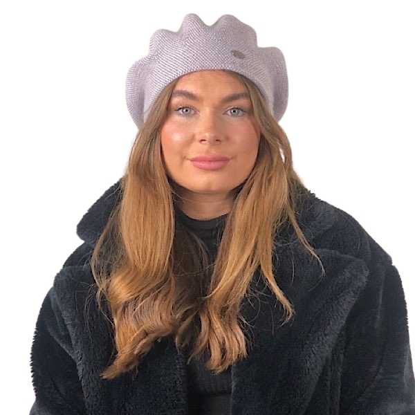 Cashmere Mix Double Thickness Hat