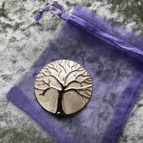 Tree of Life Magnetic Brooch