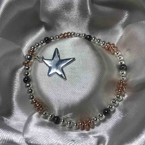 Quirky Star Elasticated Braclets