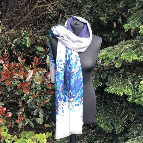 Luxury Cashmere Blend Scarf/Wrap