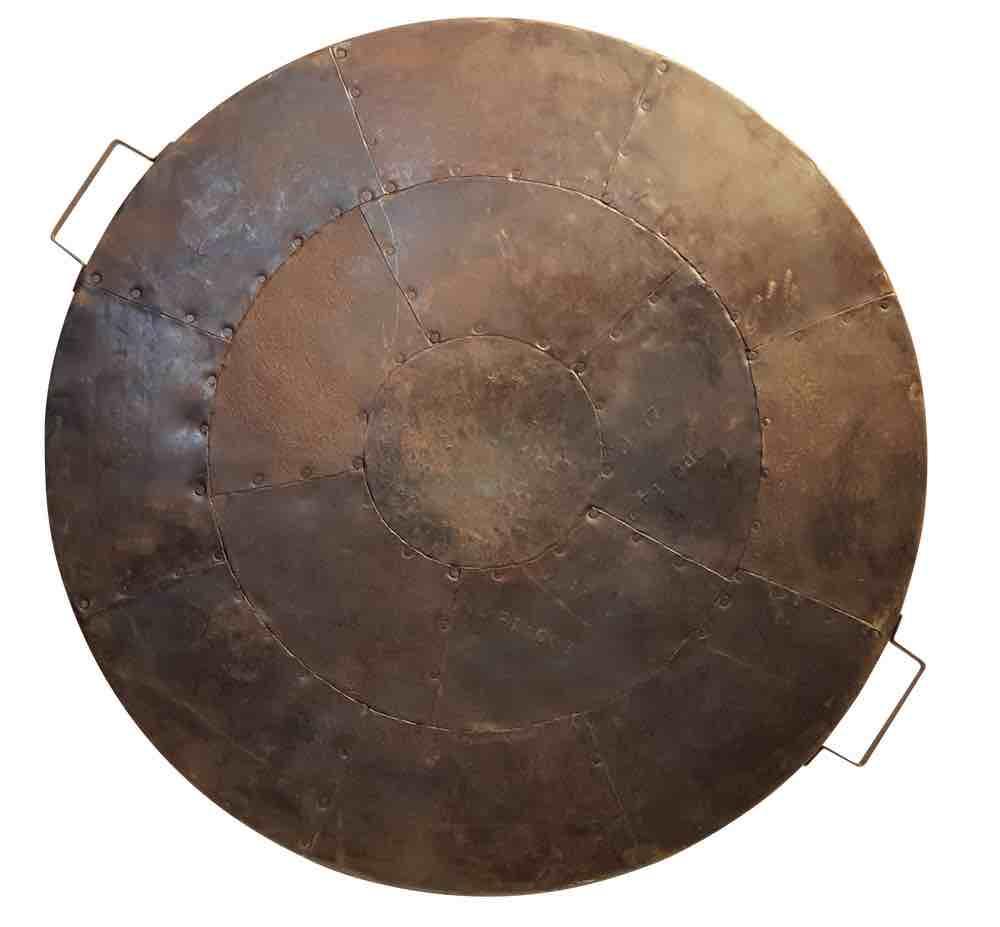 shield cover for kadai