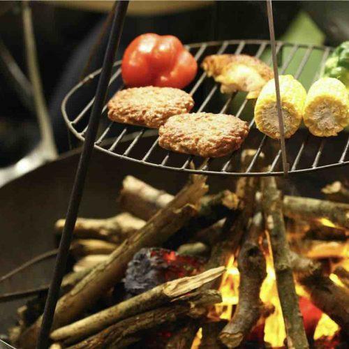 Swing Grills for the Kadai