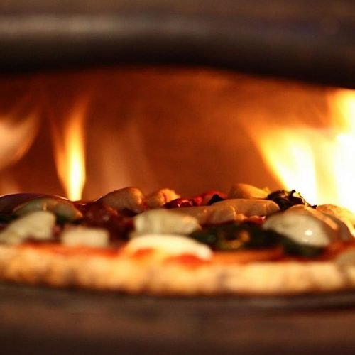 Kadai Pizza Oven