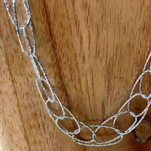 Endless Circles Long Necklace