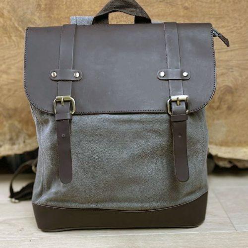 Unisex Quality Black Backpack
